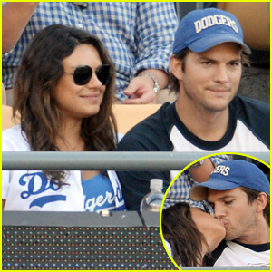 ashton-kutcher-mila-kunis-pack-on-pda-dodgers-game