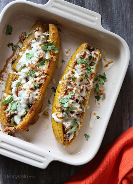 turkey-picadillo-stuffed-plantains